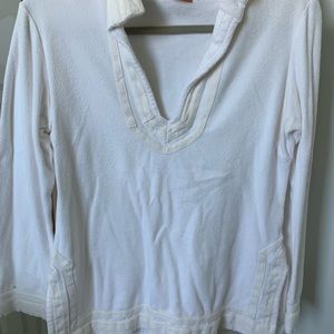 Vintage Tory Burch Terry Tunic